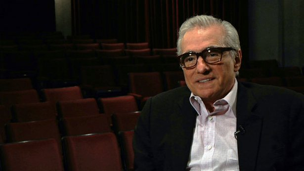 Filmmaker Martin Scorsese, one of the featured filmmakers in Side by Side.