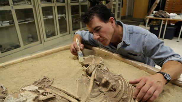 Paleontologist Paul Sereno.