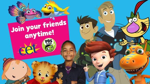 PBS Kids 24/7 Channel