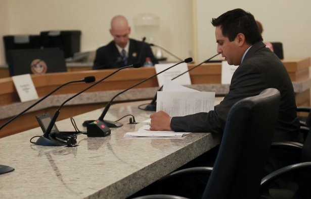 pabon in front of committee.JPG