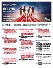 Country Music Schedule .pdf