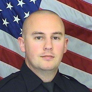 Douglas County Sheriff's Deputy Zackari Parrish