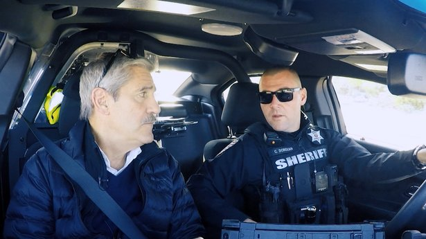 Deputy Chris Donovan