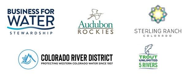 Water Week logos