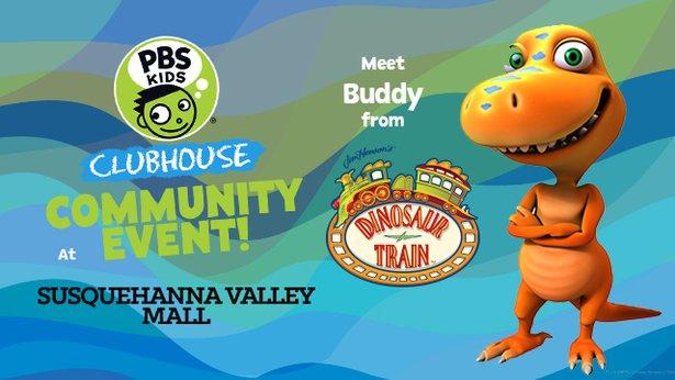 Meet Buddy from Dinosaur Train!