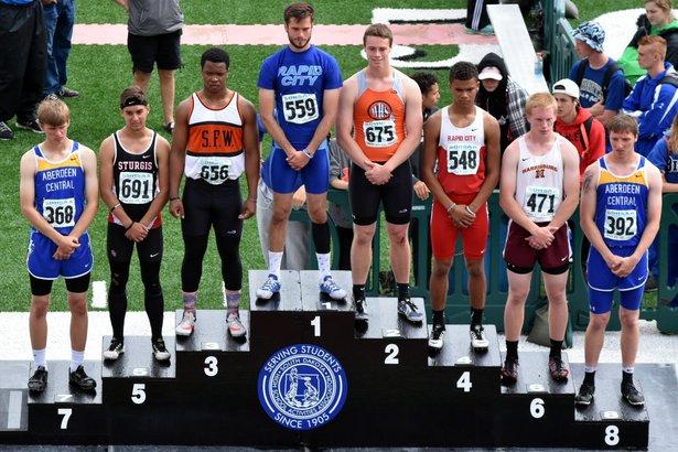 2016 Class AA Boys 110m Hurdles
