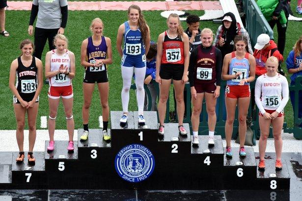 2016 Class AA Girls 100m Hurdles