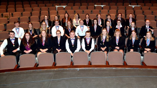 2016 Class A Oral Interp - Readers Theatre