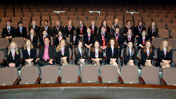 2016 SD Class AA Oral Interp - Readers Theatre