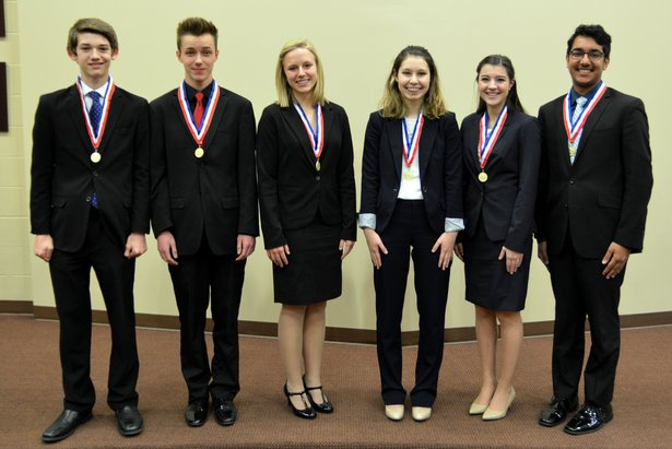 2016 Class AA Oral Interp - Storytelling