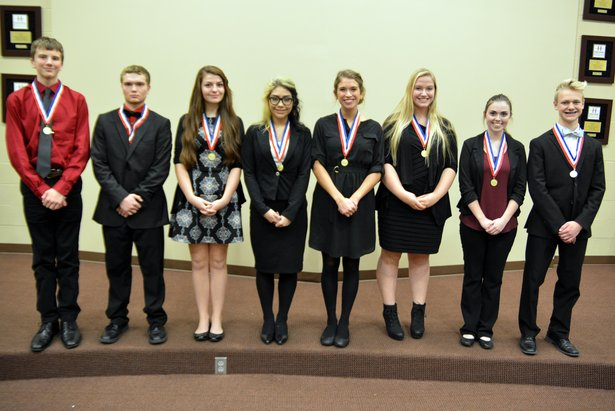 2016 Class A Oral Interp - Humorous Reading