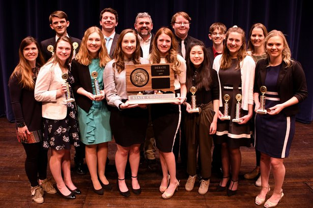 2019 State Debate Class A Champion Spearfish