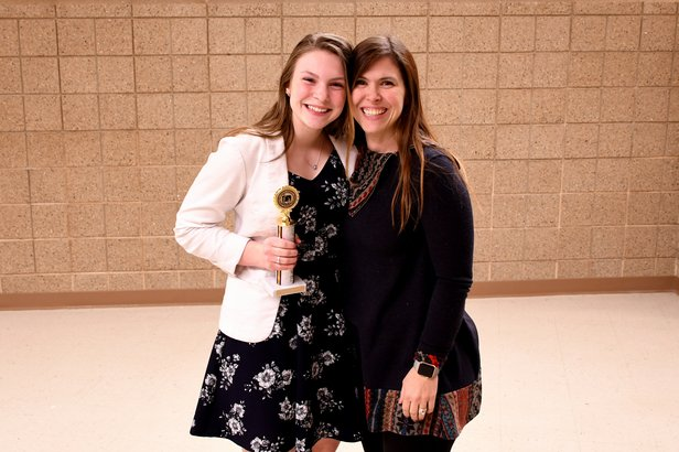 2019 State Debate Class A Original Oratory - 1st Place Samantha Walters Spearfish