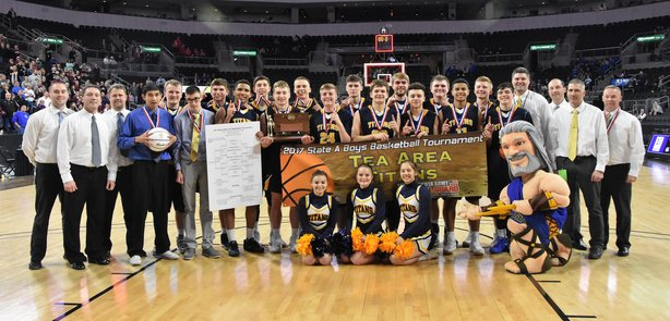 2017 A Boys BBall Champions Tea Area.JPG