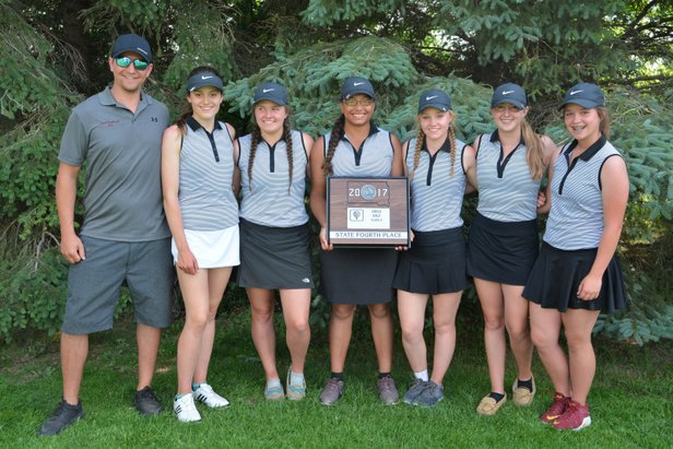2017 Class A Girls Golf 4th Place Lead Deadwood.JPG
