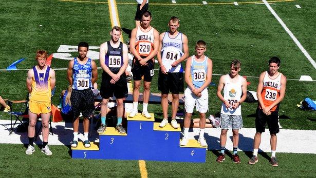 2017 Class A State Track Boys High Jump