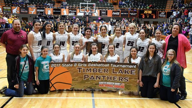 2017 Class B GBB 8th Place - Timber Lake