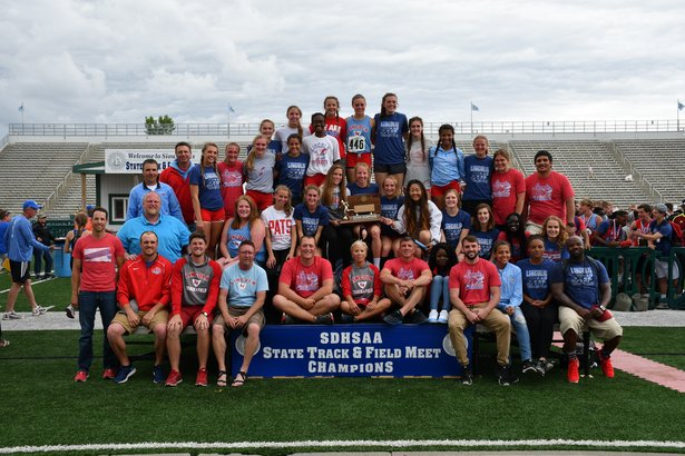 2017 AA Track - Girls Champs - SF Lincoln