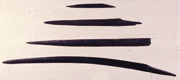 Ivory Foreshafts