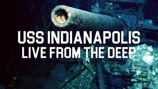 USS Indianapolis - Live from the Deep