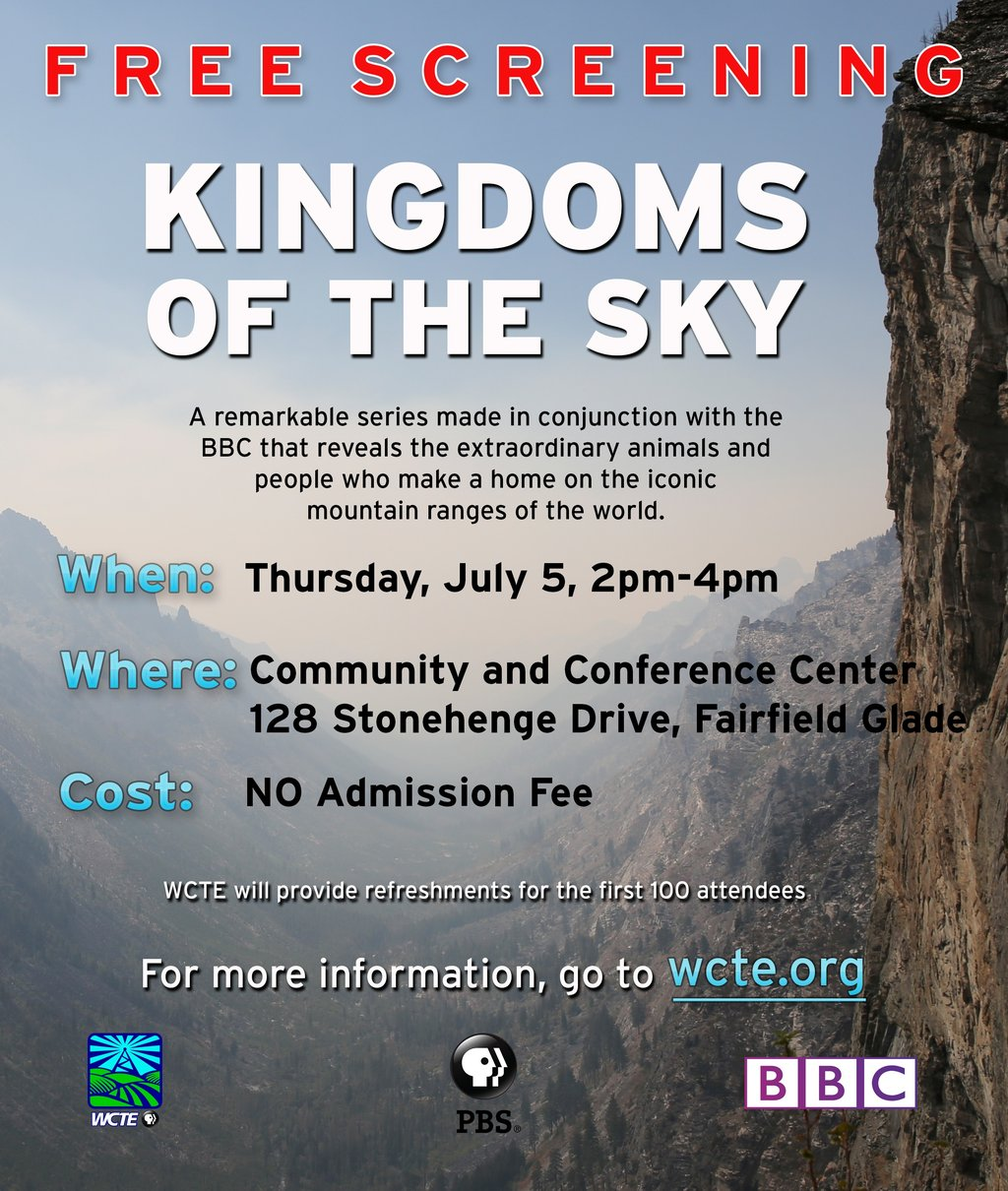Kingdoms In the Sky Screening