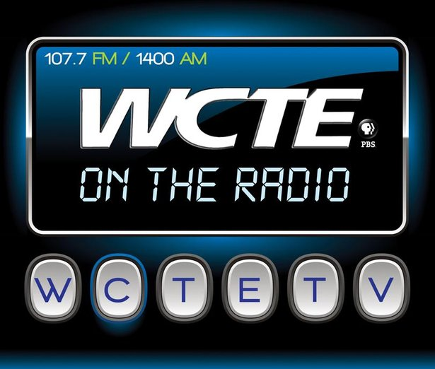 WCTE on the Radio.JPG