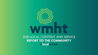2018 LOCAL CONTENT AND SERVICE REPORT TO THE COMMUNITY