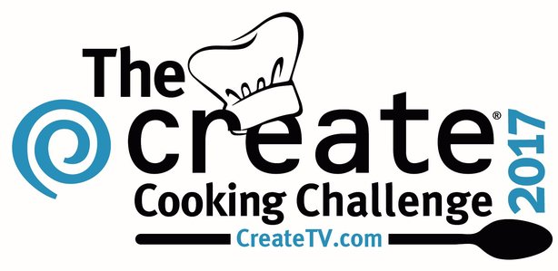 The Create Cooking Challenge 2017 Badge