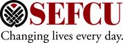 SEFCU Logo with Changing Lives Every Day tagline