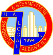 UA Local 7, the Plumbers and Steamfitters of Albany, NY