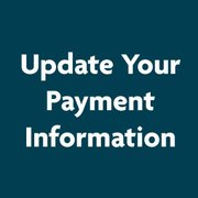 Update Your Payment Information