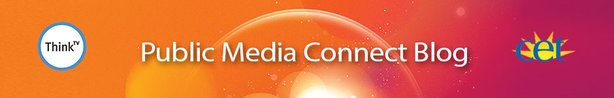 Public Media Connect Blog