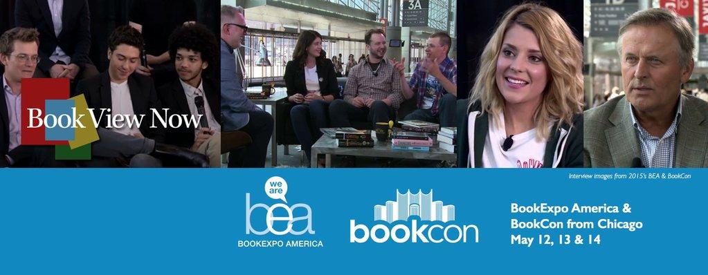 BEA & BookCon