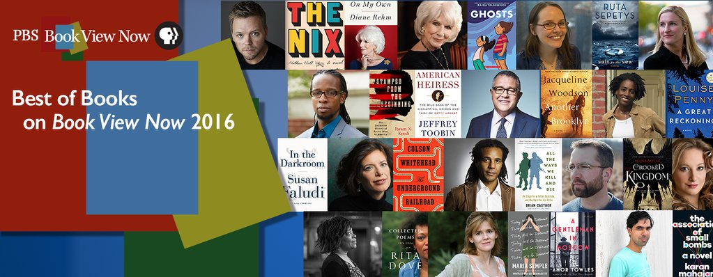 Best of Books on Book View Now 2016