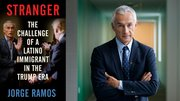 Jorge Ramos author of Stranger