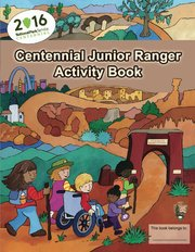 NPS Junior Ranger Book