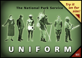 About the NPS Uniform