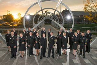 The U.S. Navy Band Sea Chanters