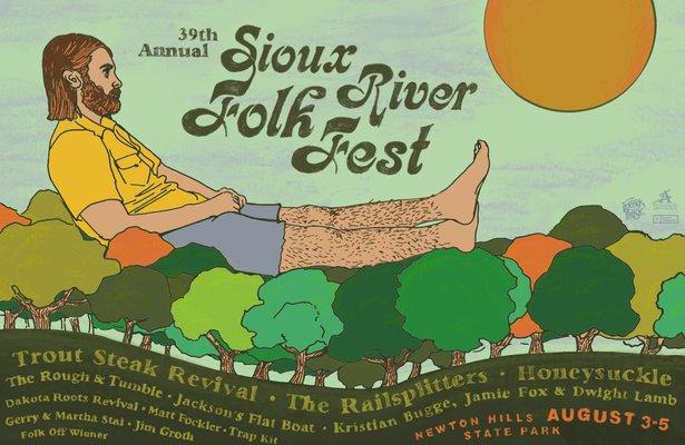 2019 Ben Poster - Sioux River Folk Fest.png