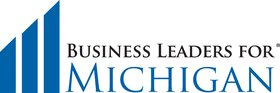 Business Leaders for Michigan (logo)