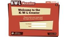 KWL Creator
