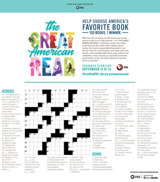 NYT PBS Crossword Puzzle
