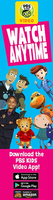 Watch PBS Kids anytime!