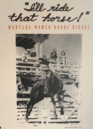I'll Ride That Horse DVD