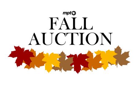 MPT Fall Auction logo