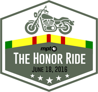 Honor Ride Logo