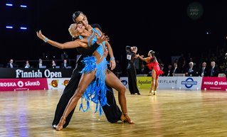 2017 World Dancesport Grandslam 2