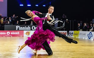 2017 World Dancesport Grandslam 1