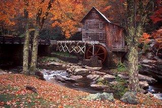 The Appalachians, Appalachian mill