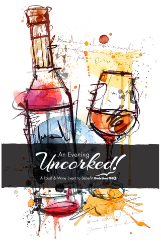 2019 An Evening Uncorked! logo
